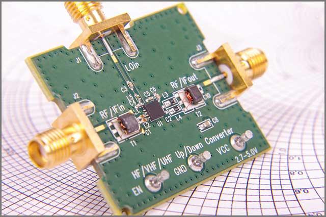Amperio PCB neutralizar