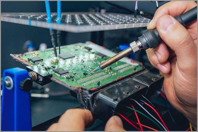 Reparación de la placa de circuitos Source:
